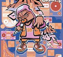hip hop yo! by singpentinkhepi