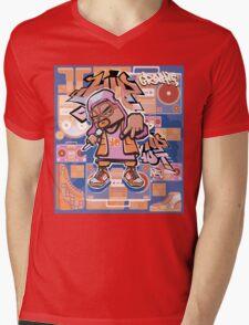 hip hop yo! Mens V-Neck T-Shirt