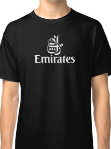 Emirates Airlines. Classic T-Shirt