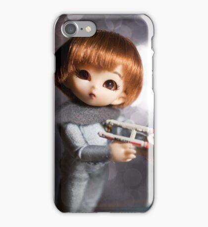 Elfin Acting Ensign iPhone Case/Skin