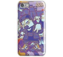 hip hop and rock iPhone Case/Skin