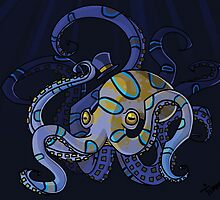 Classy Octopus by Timm Sewell