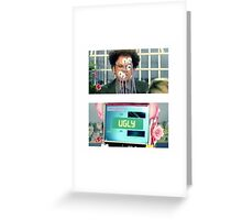 Time and Eric - Steve Brule Greeting Card