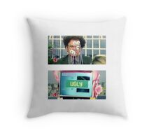 Time and Eric - Steve Brule Throw Pillow