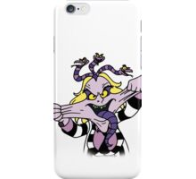Beetlejuice - Beetlejuice 01 - Pulling Face - 3/4 shot iPhone Case/Skin