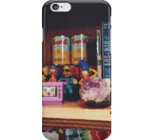 The Simpsons Toy Collection iPhone Case/Skin