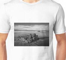 Downhill - Atlantic Rocks Unisex T-Shirt