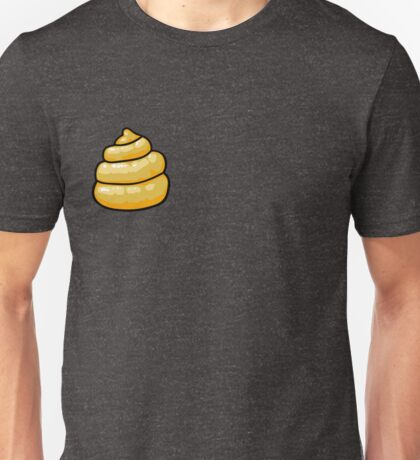 Gold Poo Unisex T-Shirt