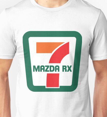 Mazda RX-7/11 Unisex T-Shirt