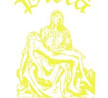 Pieta_yellow by yukikomura