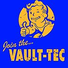 Join Vault-Tec by hoplessmufasa