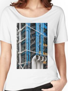 Pompidou Women's Relaxed Fit T-Shirt