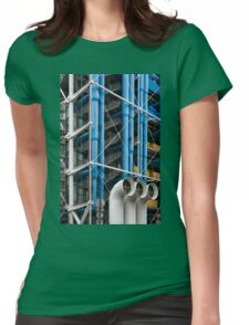 Pompidou Womens Fitted T-Shirt