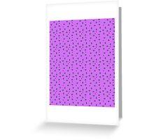 ToeJam & Earl (Pattern 01) Greeting Card