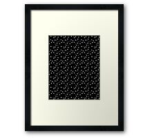 ToeJam & Earl (Pattern 02) Framed Print