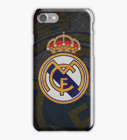 Real Madrid Phone Case iPhone Case/Skin