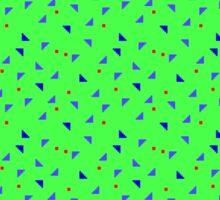 ToeJam & Earl (Pattern 04) Sticker