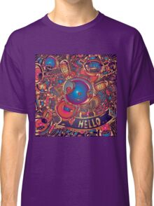 hello rabbit Classic T-Shirt