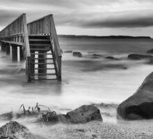 Ballycastle - The Long Bridge Sticker