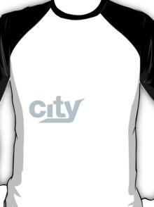 Manchester City Football Club - TEXT T-Shirt