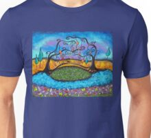 My Bridge Over Troubled Waters Unisex T-Shirt