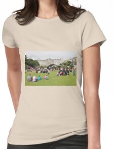 St. Leonards Festival, England Womens Fitted T-Shirt