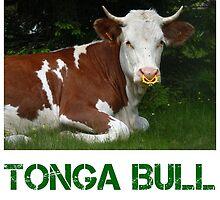 Tonga Bull by MrsMumbuluma