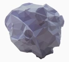 Polygon Paper Meteorite One Piece - Short Sleeve
