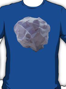Polygon Paper Meteorite T-Shirt