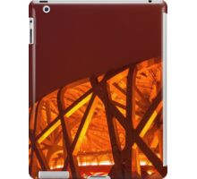 Bird's Nest Stadium, Beijing iPad Case/Skin