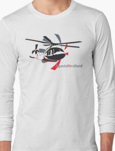 AgustaWestland AW169 Long Sleeve T-Shirt
