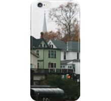 The Quiet Of A Fall Morning  iPhone Case/Skin