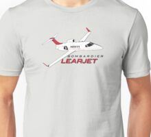 Learjet Unisex T-Shirt