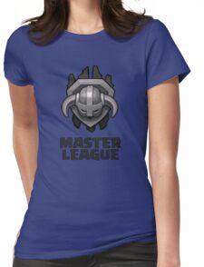 Master League Womens Fitted T-Shirt