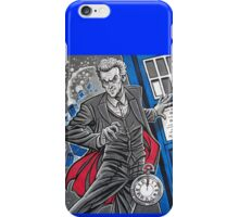 "The Twelfth Doctor (""All Thirteen!"") iPhone Case/Skin"