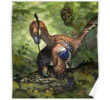 Jinfengopteryx elegans Poster