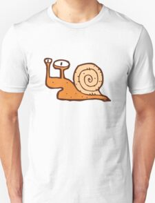 Cute funny cartoon snail T-Shirt