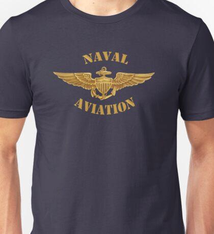 Naval Aviation (T-Shirt) Unisex T-Shirt