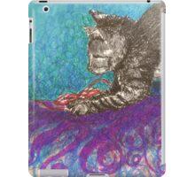 Kitten play iPad Case/Skin