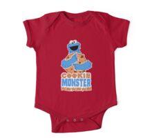 Cookie Monster - Cookie Hug Variant One Piece - Short Sleeve