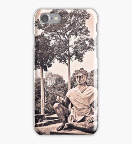 Cambodian Buddha iPhone Case/Skin