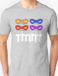 TMNT - Teenage Mutant Ninja Turtles - MASK Unisex T-Shirt