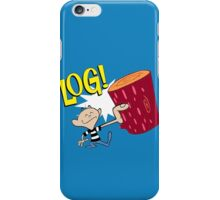 Log! iPhone Case/Skin