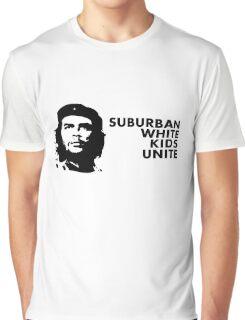 Suburban White Kids Unite Graphic T-Shirt