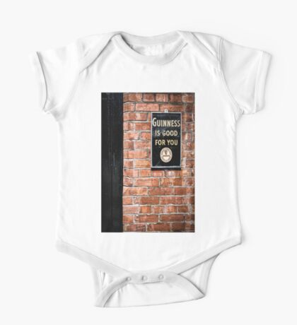 Guinness is good for you One Piece - Short Sleeve