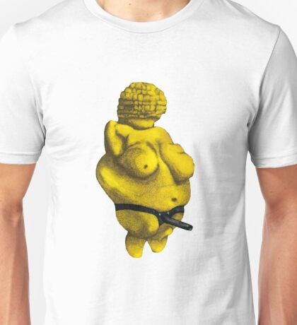 Venus of Strapondorf Unisex T-Shirt