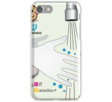 Healthy Home, Healthy Human iPhone Case/Skin