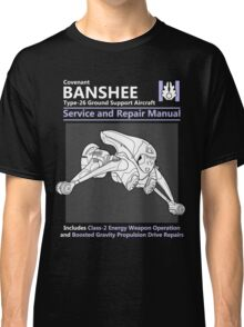 Banshee Service And Repair Manual Classic T-Shirt