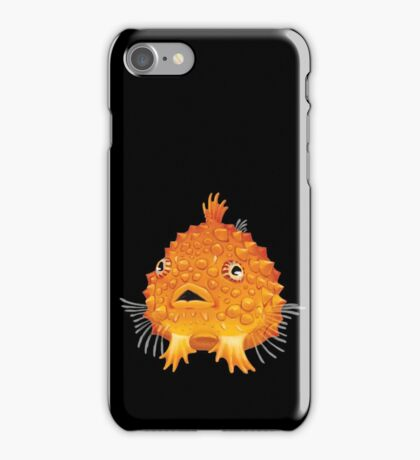 Pacific Spiny Lumpsucker iPhone Case/Skin