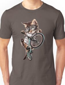 Bmx Cat Unisex T-Shirt
